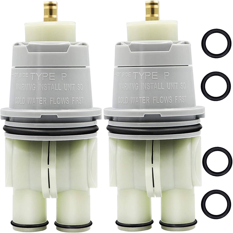 RP46074 Shower Valve Cartridge Assembly Compatible For Delta Sho