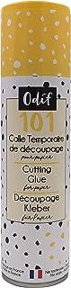 Odif - 101 - Colle temporaire pour papier fin en spray - 250ml