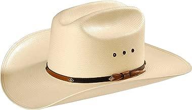 Stetson Men's 10X Grant Straw Cowboy Hat - Ssgrcmk66408173
