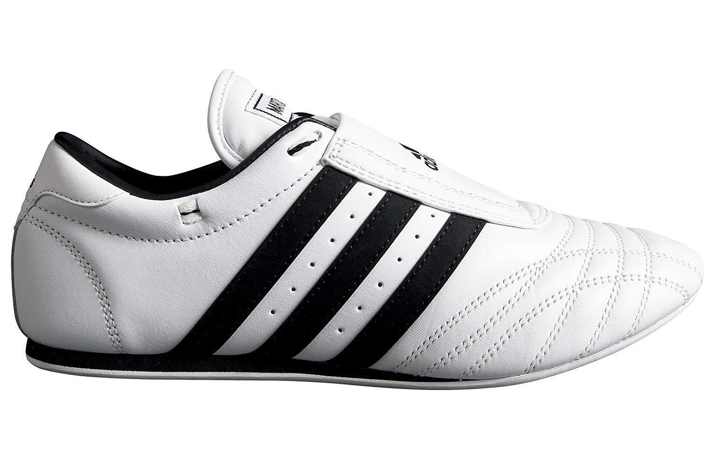 temor etiqueta mental  Adidas Karate/Martial Arts/Taekwondo Shoes-size 10 White- Buy Online in  Samoa at samoa.desertcart.com. ProductId : 4676006.