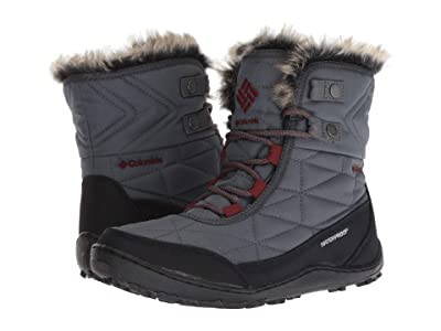 Columbia Minx Shorty III (Graphite/Deep Rust) Women
