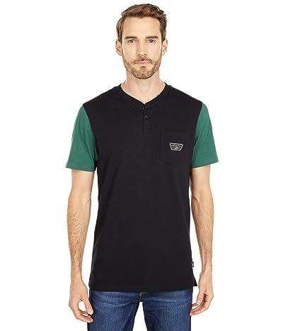 Vans Briggs Short Sleeve Knit Shirt Men