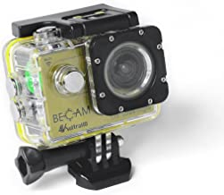 Best Divers ac4000bcm Becam Action Camera, 4K, 170°, 12MP, WiFi, 50m