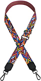 Ayliss 52'' Purse Strap Replacement Guitar Style Crossbody Strap for Handbags