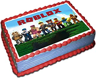 Best minecraft rice paper cake toppers Reviews