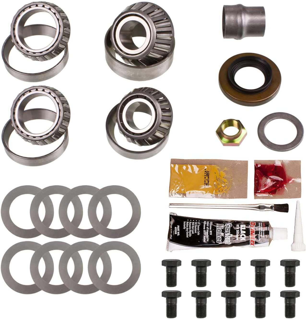 ExCel XL-1046-1 Oakland Mall Ring and Pinion Install Kit TU P Toyota V-6 Ranking TOP15 1