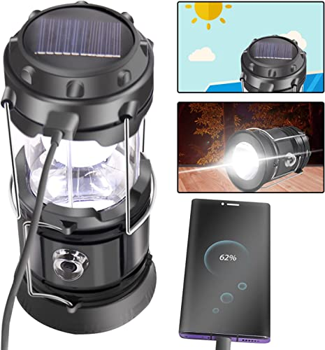 wholesale Obabala Solar Camping Lantern,LED Rechargeable Lantern,Portable online sale Flashlight lowest Lantern for Camping,Hurricanes,Emergencies,Power outages,Homes online sale