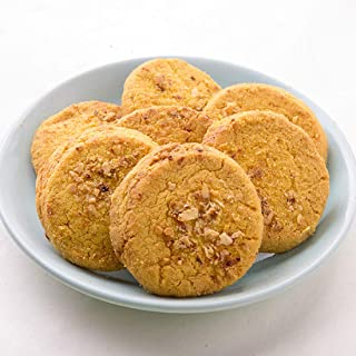 Organic Basket Butter Badam Cookies (Pack of 400GM)
