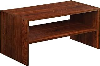 ClosetMaid 1301 Stackable 24-Inch Wide Horizontal Organizer, Dark Cherry