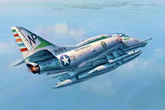 Trumpeter 1/32 A4E Skyhawk Attack Aircraft Model Kit
