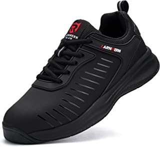 LARNMERN PLUS Scarpe Ginnastica Uomo Donna Impermeabile Sneakers 38-47EU
