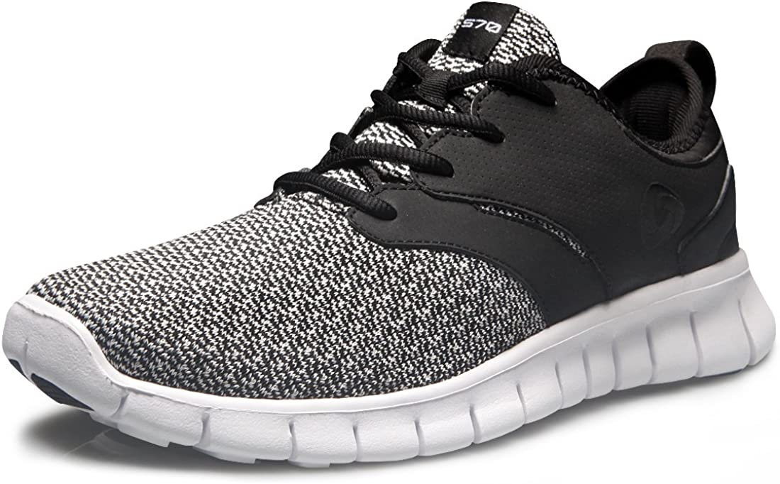 Large discharge sale Super special price TSLA Men's Sports Running Walking Lightweight Shoes Breathable