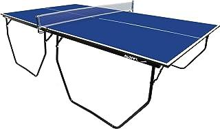 Mesa De Tênis De Mesa, Ping Pong, Com Rodízio, MDP 15mm, Acompanha Suporte e Rede