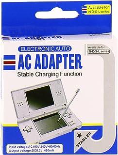 Wall Charger for Nintendo DS Lite (Lifetime Warranty Bulk Packaging)