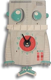 Best robot wall clock Reviews