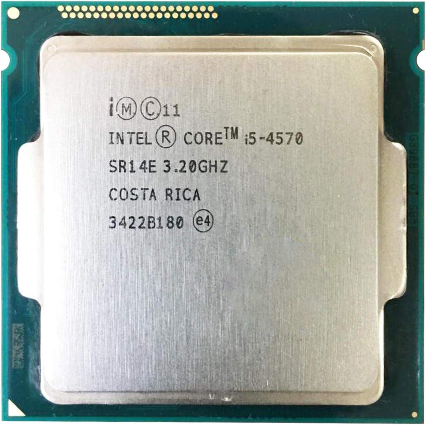 Intel Super beauty Max 71% OFF product restock quality top Core i5-4570 Processor 3.2GHz 6MB 1150 Ren CPU44; OEM LGA