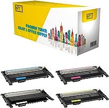 NYT Compatible NO CHIP Toner Cartridge Replacement for HP W2060A W2061A W2062A W2063A (HP 116A) for HP Color Laser MFP 179fnw (Black,Cyan,Magenta,Yellow,4-Pack)