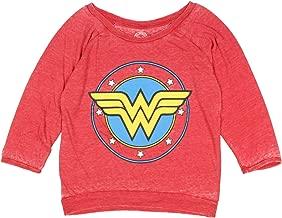 Wonder Woman Women's Burnout Shirt