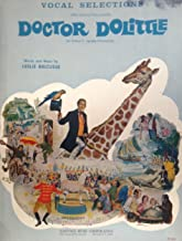 Doctor Dolittle: Vocal Selections