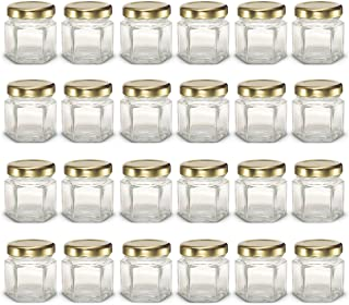 Best mini glass favor jars Reviews