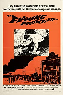 Flaming Frontier 1968 Authentic 27