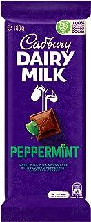 Cadbury Dairy Milk Chocolate Peppermint Block 15 Pack, 15 x 180g