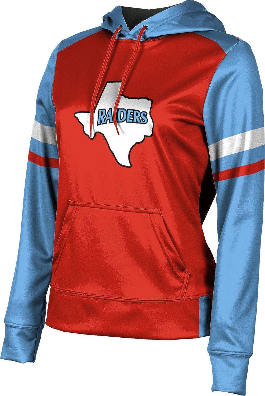 ProSphere Skyline High School Girls' Pullover Hoodie, School Spirit Sweatshirt (Old School)