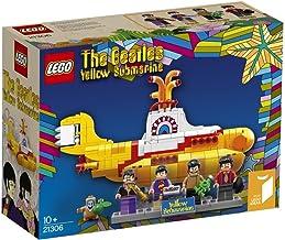 (European Version) LEGO Ideas Yellow Submarine 21306 Building Kit