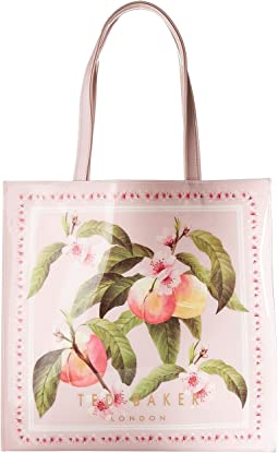Ted Baker - Peach Blossom Large Printed Icon