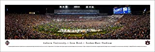 Auburn Football (Iron Bowl 2017) - College Posters, Framed Pictures and Wall Decor by Blakeway Panoramas