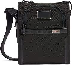 TUMI - Alpha 3 Small Pocket Crossbody Bag - Satchel for Men and Women
