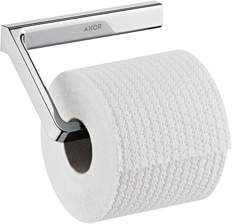 AXOR Universal Toilet Roll Holder, chrome