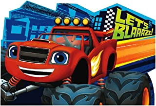 Blaze and the Monster Machines Postcard Invitations [8 per pack]