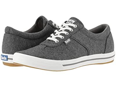 Keds Courty Jersey (Charcoal Jersey) Women