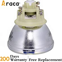 Araca RLC-108 /RLC-109 /RLC-116 /5J.JGP05.001 (Philips Original Bulb) Projector Bare Lamp for PA503S PA503X PG603X PA503W PG603W PS501W PX700HD PG700WU MW826ST Projector