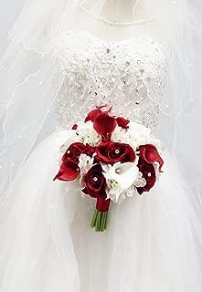 Best fuchsia calla lily bouquet Reviews