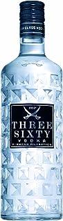 Three Sixty Wodka 6 x 1 Liter Sparpaket Vodka
