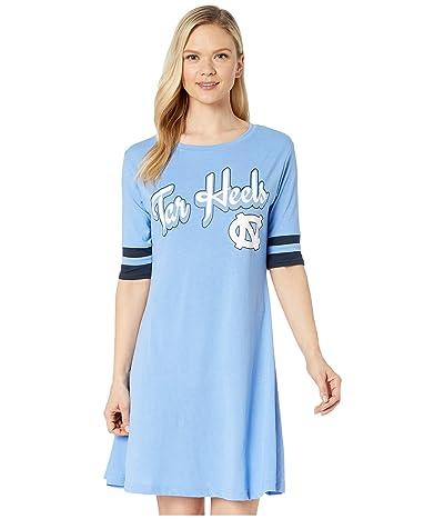 Champion College North Carolina Tar Heels Field Day Dress (Carolina Blue/Gear Navy) Women