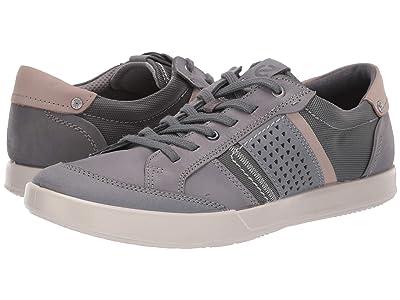 ECCO Collin 2.0 Casual Sneaker (Titanium/Titanium) Men
