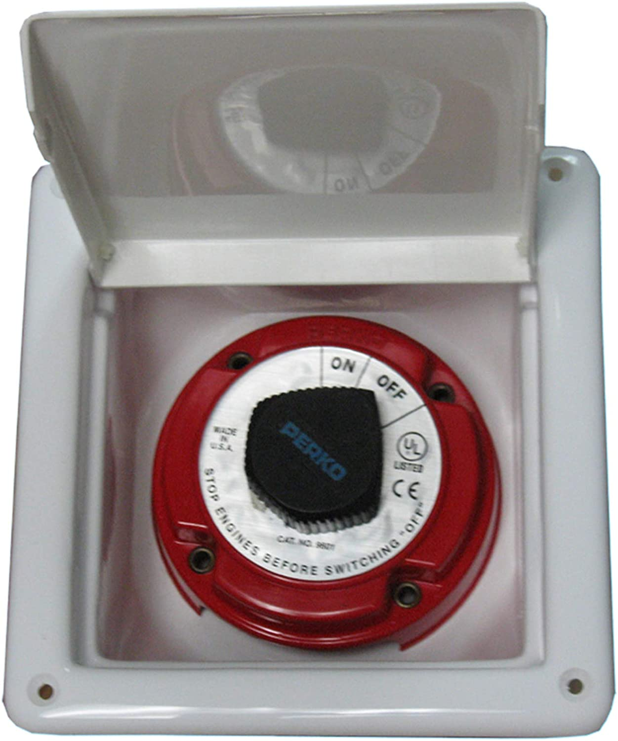 Our shop most popular USAMADE Marine Battery Switch Panel for - Batter Boats Keep Brand new Your