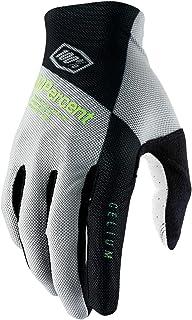100% Unisex Handschuhe Celium, Vapor Lime - Grau Grün, XL, HU-GLO-0050
