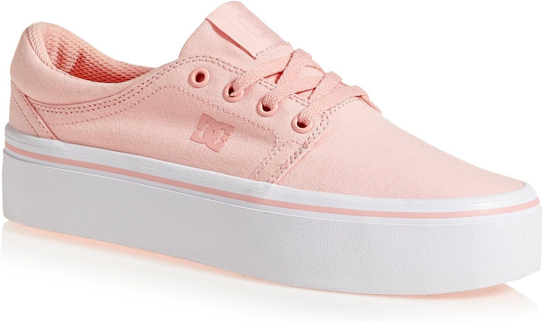DC shoes Trase Pltfrm Tx J shoes ROS shoes Pink