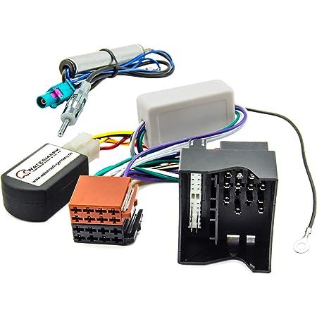 Watermark Vertriebs Gmbh Co Kg Radio Adapter Can Bus Für Audi Ab 2006 Mit Aktivsystem Auto