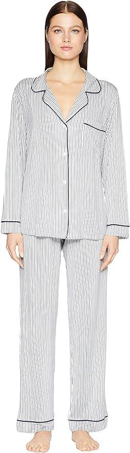 Sleep Chic - The Long Boxed Pajama Set