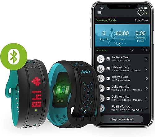 MIO Fuse Tracker d'activités et voiturediofréquencemètre sans ceinture