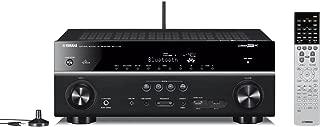 ヤマハ AVレシーバー 7.1ch/4K/Bluetooth/Wi-Fi/ネットワークオーディオ/ハイレゾ音源対応 ブラック RX-V779(B)