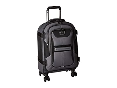 Travelpro BOLD by Travelpro 21 Expandable Spinner (Gray/Black) Luggage