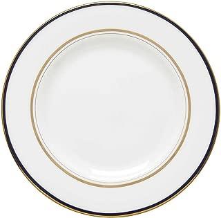Kate Spade New York 775878 Navy Library Lane Salad Plate
