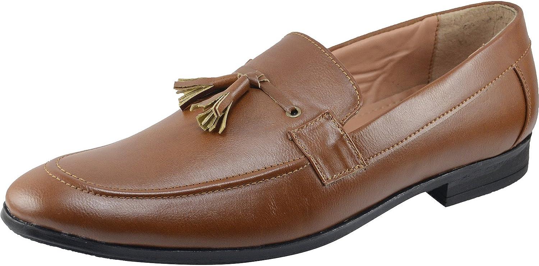 Vonzo Men's Formal Dress Loafers schuhe - Casual Casual schuhe  das Neueste