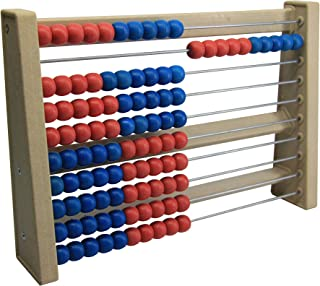 Sieboldt 080201300 Trading Agency for Abacus 20 Pieces Red//White